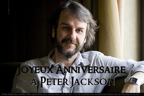 # Peter Jackson: