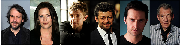 # Casting:Annonce officielle des personnes qui seront présente au Comic-Con pour The Hobbit !