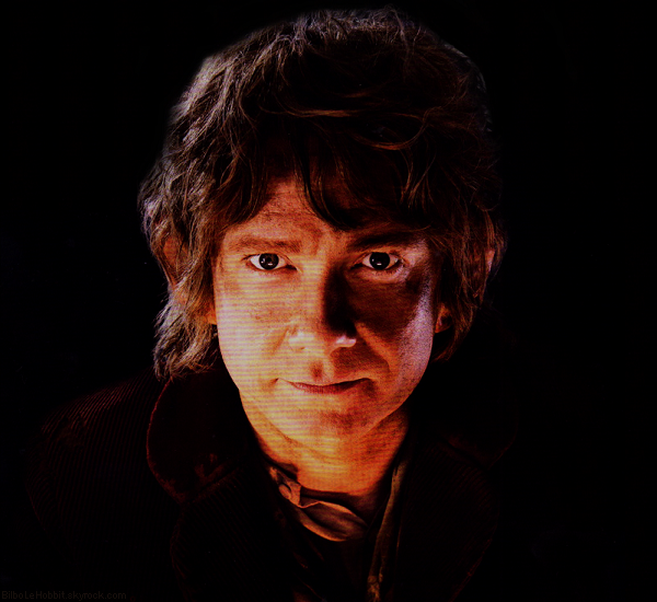 # Bilbo Le Hobbit:Photo du moment