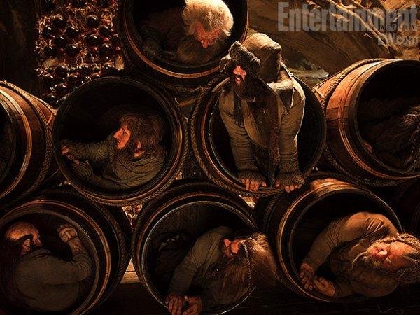 # The Hobbit:DIX NOUVELLES PHOTOS DU FILM!