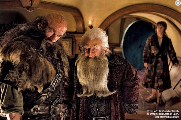 # The Hobbit:Une nouvelle image pour The Hobbit !