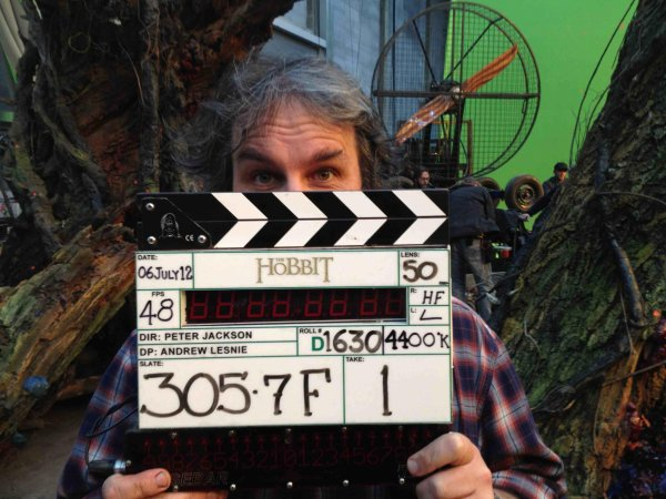 # Tournage:Clap de fin pour le tournage de The Hobbit !