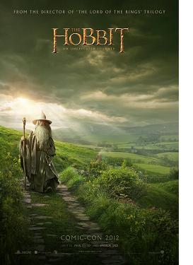 # The Hobbit:Nouvelle Affiche pour le film !