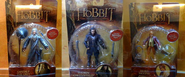# COMIC-CON 2012:Journée du 11 Juillet 2012 - Visite du Stand The Hobbit !