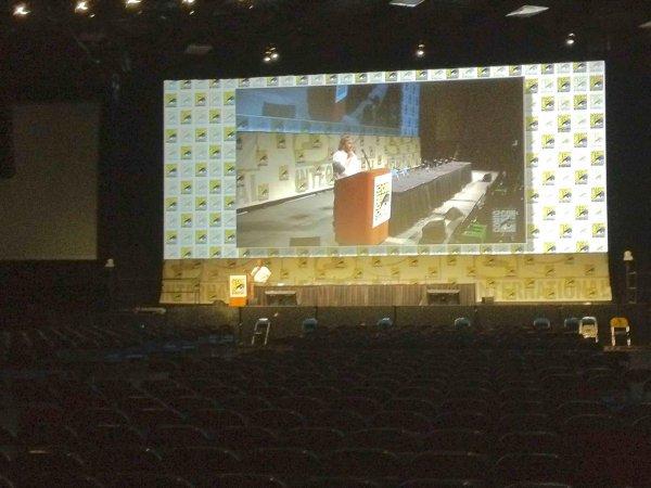 # COMIC-CON 2012:Peter Jackson est au Comic-Con !