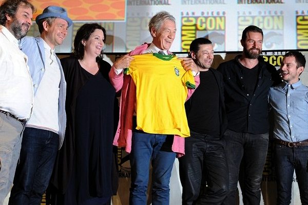 # COMIC-CON 2012:Panel The Hobbit