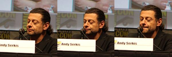 # COMIC-CON 2012:Des Photos du Panel The Hobbit