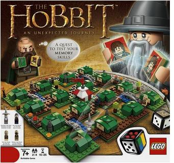 # Lego:Un jeu de société Lego pour The Hobbit !