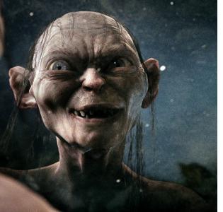 # Seigneur des Anneaux :Gollum, dans le top des méchants du cinéma
