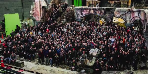 # The Hobbit:Merci à toute l'équipe et au casting