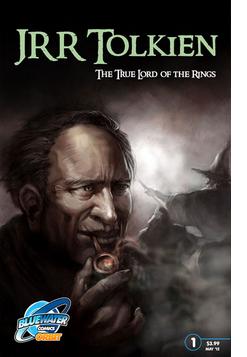 # J.R.R Tolkien:Un Graphic Novel pour l'auteur