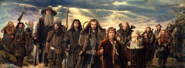 # The Hobbit:Photo de la Compagnie au grand complet