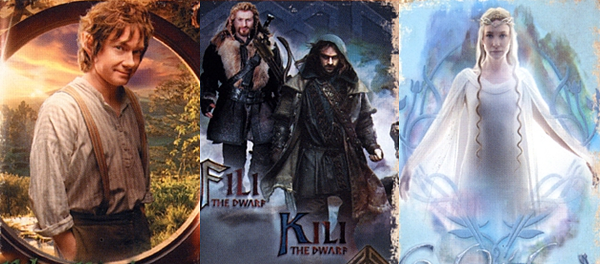 # The Hobbit:Nouvelles photos des personnages de The Hobbit !