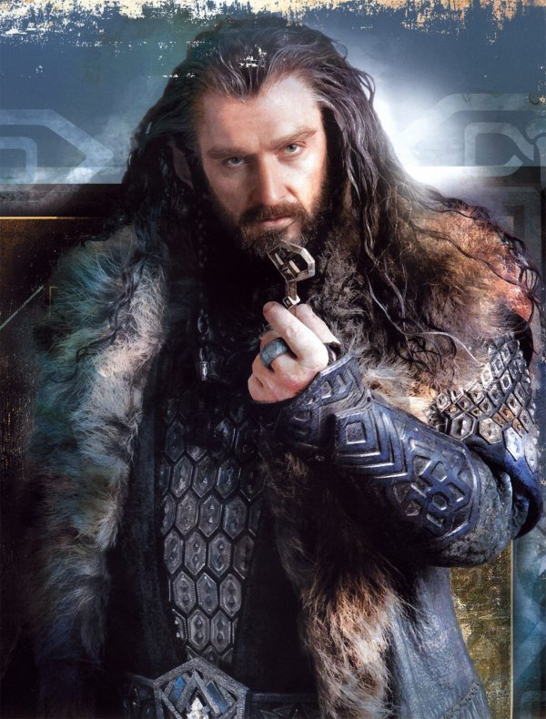 # The Hobbit:Nouvelle photo promotionnelle pour Thorin !