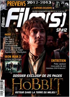 # Presse:The Hobbit dans la Presse Française