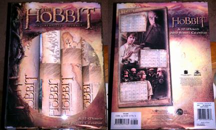 # The Hobbit:Plus d'informations sur le Calendrier du film