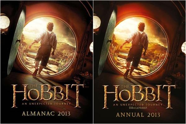# The Hobbit:Deux nouveaux livres du film !