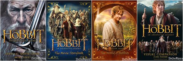 #TheHobbit :Les Livres du film