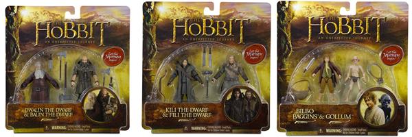 #TheHobbit :Les Figurines du film