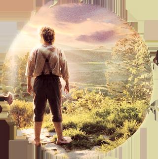 #TheHobbit :Une nouvelle image de Bilbo Baggins