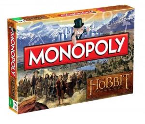#TheHobbit :Un jeu de Société Monopoly pour le film