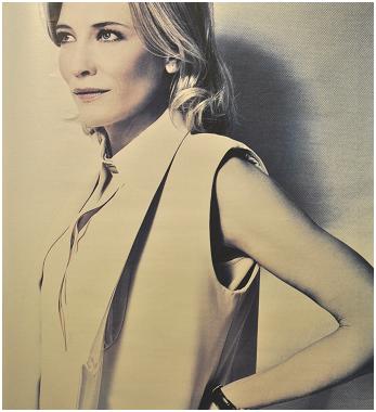 #TheHobbit :Cate Blanchett parle de son retour en tant que Galadriel