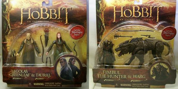 #TheHobbit :Nouvelles Figurines - Tauriel dévoilée !