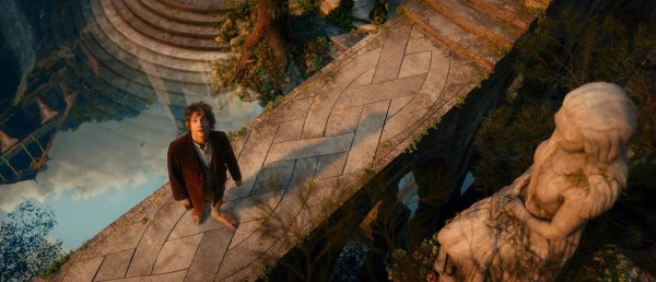 #TheHobbit :Nouvelle photo de Bilbo