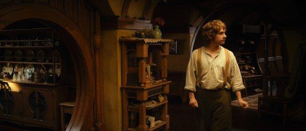 #TheHobbit : Nouveaux Clichés du film provenant de la Bande-Annonce