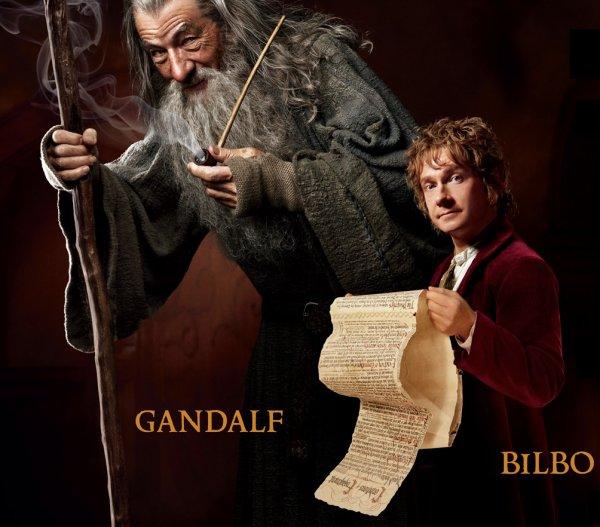 #TheHobbit :Une bannière des personnagesLa production a diffusée une nouvelle bannière mettant en avant les personnages de la compagnie.Il y a d'ailleurs, un générateur de fond d'écran mis en place via la Warner, disponible en cliquant-ici