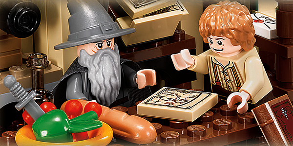 """■ [ The Hobbit ]  La Gamme de Lego""""An Unexpected Gathering"""""""