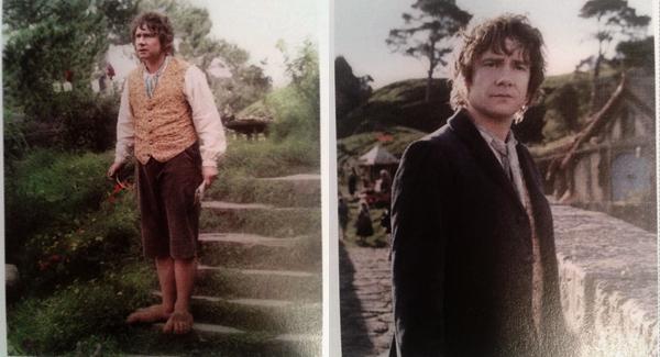 ■ [ The Hobbit ]  Jeu de Cartes - Nouvelles photos !