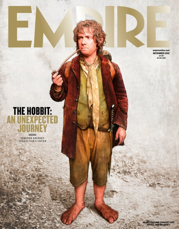 ■ [ The Hobbit ]  Couverture Collector limitée pour le magazine Empire