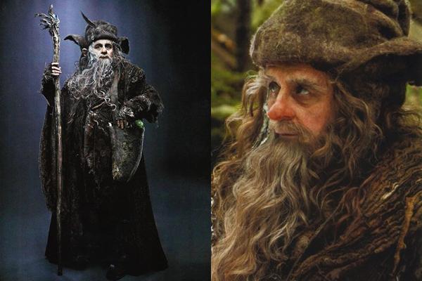 ■ [ The Hobbit ]  Meilleur aperçu de RadagastAvec deux nouvelles image du personnage