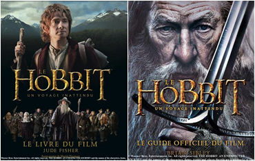 ■ [ The Hobbit ]  Les Guides du film - en Français