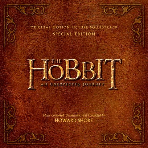 ■ [ The Hobbit ]  La Bande-Originale du filmPlus d'informations de la version Simple et Spéciale