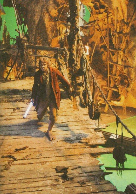 ■ [ The Hobbit ]  Nouvelles photos du film Via le Guide du film