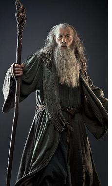 ■ [ The Hobbit ]  PJ, Martin Freeman & Ian Mckellen à propos du film