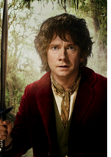 ■ [ The Hobbit ]  PJ, Martin Freeman & Ian Mckellen à propos du film
