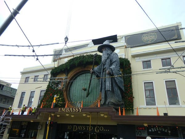 ■ [ The Hobbit ]  Embassy Theatre, Wellington