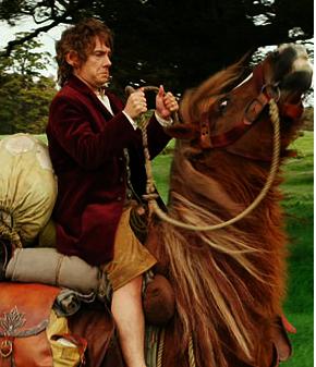 """■ [ The Hobbit ]  """"Des Animaux mal-traités sur le tournage""""FAUSSE RUMEUR"""