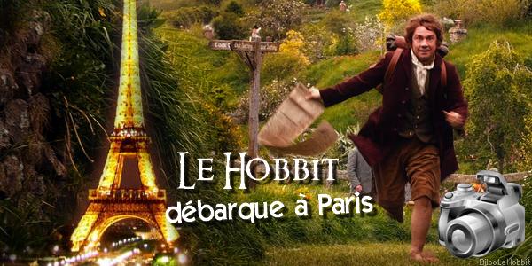 ■ [ The Hobbit ]  Le Hobbit s'invite dans le métro Parisien du 26 au 30 novembre
