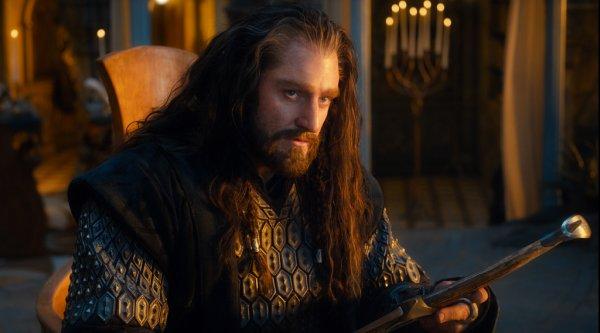 ■ [ The Hobbit ]  Plusieurs Nouvelles photos du film !Ma préférée est celle de Bilbo âgé incarné par Ian Holm