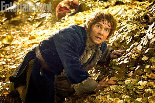 ■ [ The Hobbit ]  Premier cliché de La désolation de Smaug