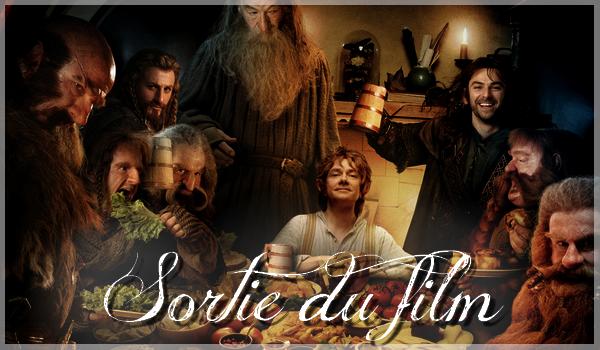 ■ [ The Hobbit ]  Sortie du film aujourd'hui !