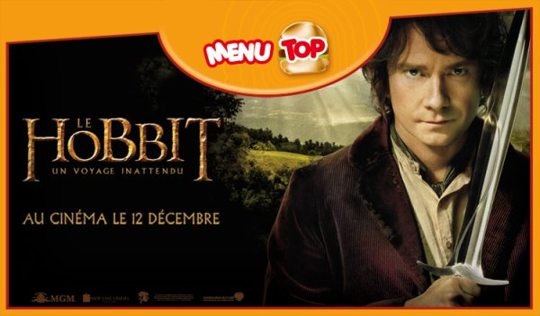 ■ [ The Hobbit ]  Bilbo débarque au Quick !