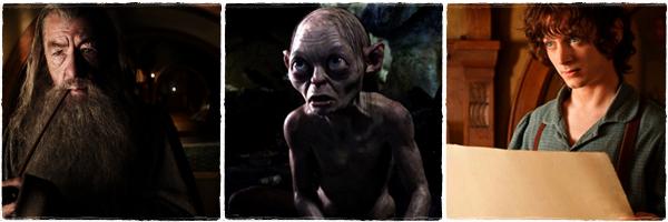 ■ [ The Hobbit ]  Premier TourQuel personnage de la trilogie avez vous été le plus heureux de retrouver dans le film?