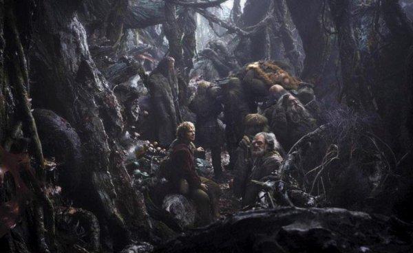 ■ [ The Hobbit ]  The Hobbit - The Desolation of SmaugNouvelle photo du deuxième volet de la trilogie