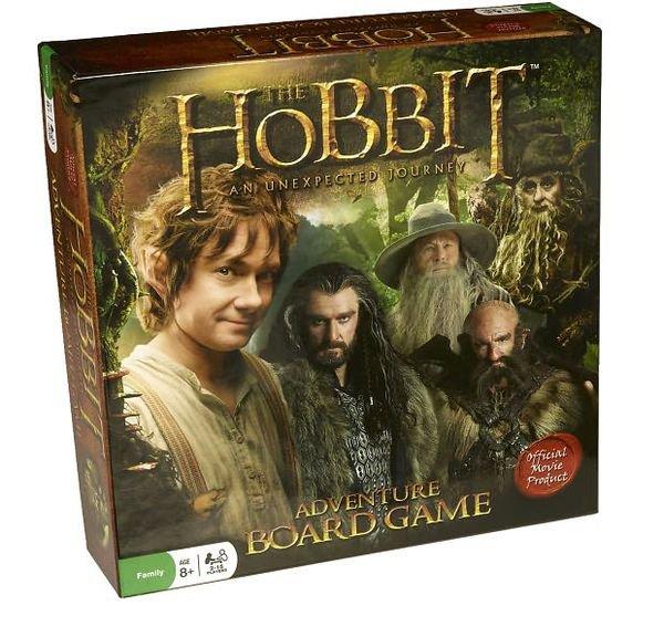 ■ [ The Hobbit ]  Encore un jeu de société