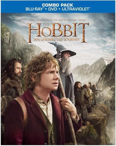 ■ [ The Hobbit ]  Visuel du Blu-Ray?